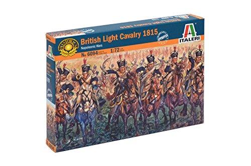 Italeri 6094S - Guerras Napoleónicas - Caballería Ligera británica 1815