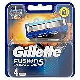 Gillette Fusion ProGlide Rasierklingen, 4Stück