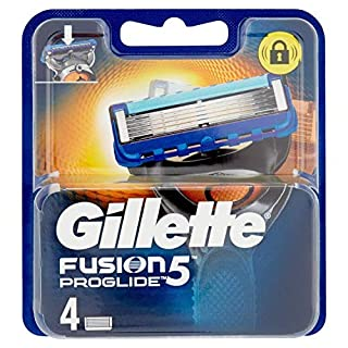 Gillette Fusion ProGlide Rasierklingen, 4Stück (B004ASORA2) | Amazon price tracker / tracking, Amazon price history charts, Amazon price watches, Amazon price drop alerts