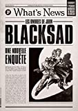Blacksad - What's News