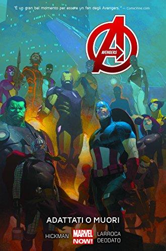 Adattati o muori. Avengers (Vol. 5)