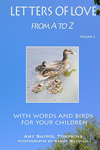 Letters of Love: from A to Z: With Words and Birds for Your Children