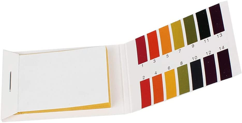 PH 67% OFF of fixed price Tester Strips for Hydroponic Tank Ranking TOP3 Fish