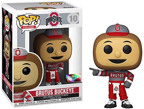 Ohio State University Brutus Buckey Pop! Figura de Vinilo
