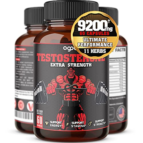 Energy Support Supplement for Men with...