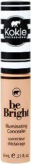 Kokie Cosmetics Be Bright - Concealor and Color Correctors, Medium Light, 0.21 Fluid Ounce