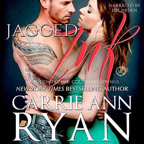 Jagged Ink audiobook cover art