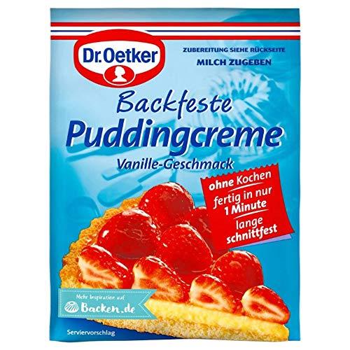 Dr. Oetker Backfeste Puddingcreme (1 x 40 g)