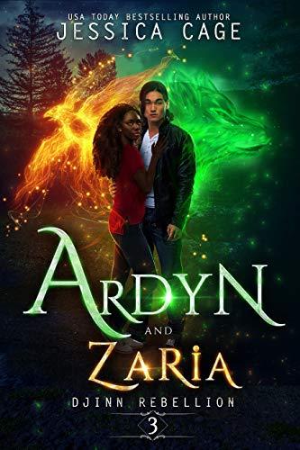 Ardyn & Zaria (Djinn Rebellion Book 3) (English Edition)