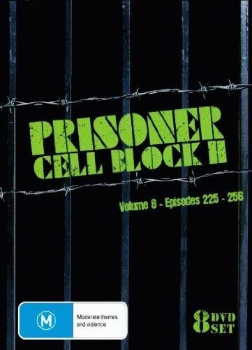 Prisoner: Cell Block H (Vol. 8 Ep. 225-256) - 8-DVD Box Set ( Prisoner ) ( Caged Women ) [ NON-USA FORMAT, PAL, Reg.0 Import - Australia ]