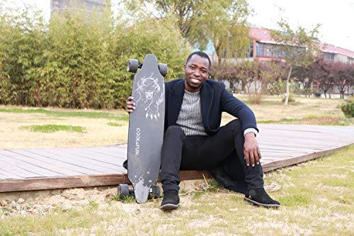 E-Skateboard RCB Longboard mit Elektromotor Bild 3*