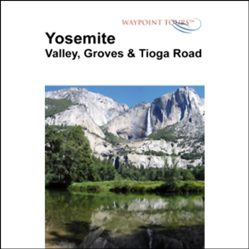 Yosemite Tour audiobook cover art