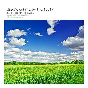 Summer Love Letter
