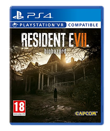 Resident Evil 7: Biohazard – VR Compatible (PS4)