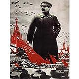 Wee Blue Coo Political Army Stalin Kremlin Soviet Union