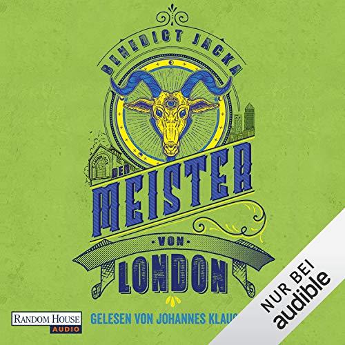 Der Meister von London: Alex Verus 5