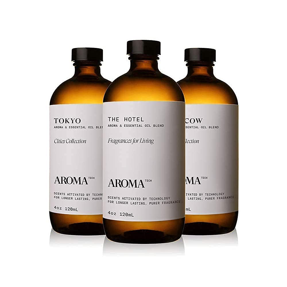AromaTech Large-scale sale The Hotel Tokyo Moscow Luxury Scent Oil Max 68% OFF Aroma Di for