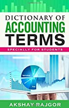 Dictionary of Accounting Terms: Specially for Students