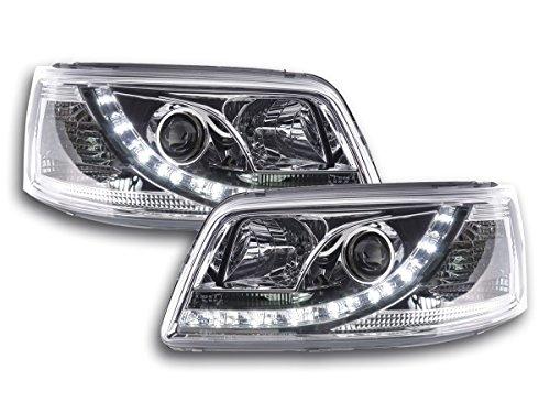 FK de Automotive FK–Faros Daylight LED TFL aspecto de cromo fksfsvw010037