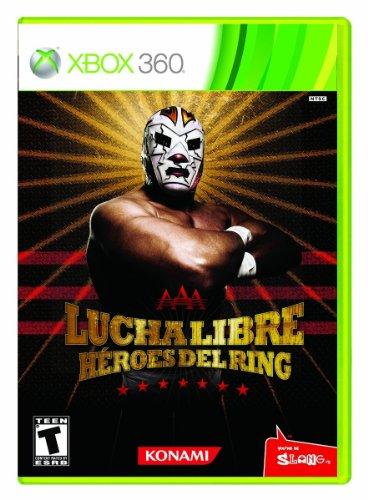 Lucha Libre Heroes Del Ring - Xbox 360