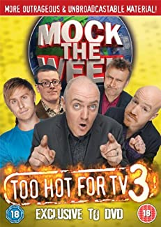 Mock The Week - Too Hot For TV 3