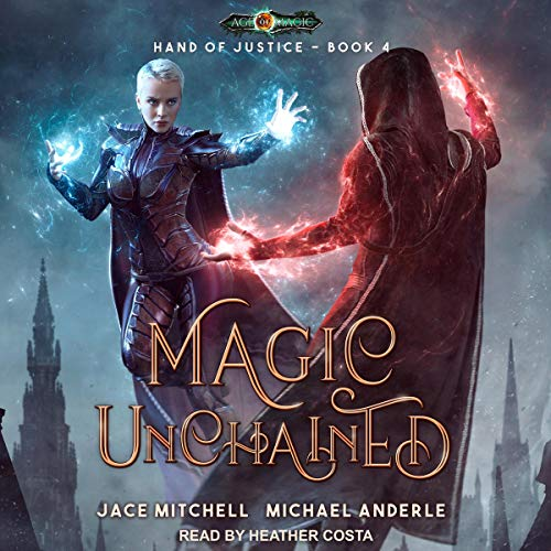 Magic Unchained cover art