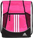 adidas Unisex Alliance II Sackpack, Team Shock Pink, ONE SIZE