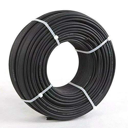 20m Bund Solarkabel 6mm² Lapp H1Z2Z2-K 1X6 WH/BK