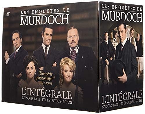 51a4aDfa7wS. SL500  - Une saison 14 pour Les Enquêtes de Murdoch, William Murdoch résout toujours plus de meurtres pour CBC