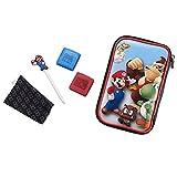 BigBen Offizielles Nintendo New 2DS XL / 3DS XL / 3DS XL - Zubehör-Set Official Essential Mario Pack, Motiv: Donkey Kong