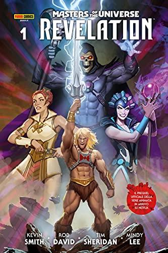 Masters of the Universe: Revelation 1