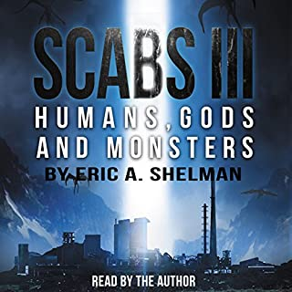 Scabs III audiobook cover art
