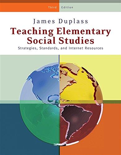 Teaching Elementary Social Studies: Strategies,...