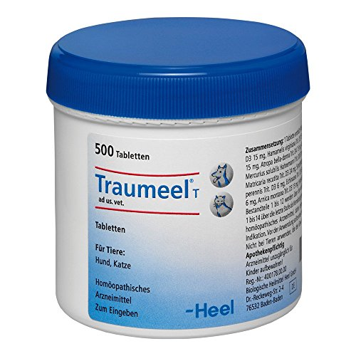 Traumeel T Tabletten Ad Us. Vet.
