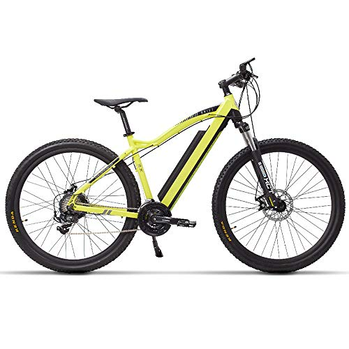 COKECO 27.5 Inch Electric Bike for Adults, Commuting Ebike with 13AH Battery, 400W Motor Electric Mountain Bike, Electric Mountain Bike Stealth Lithium Battery Moped