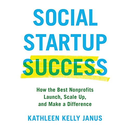 Social Startup Success audiobook cover art