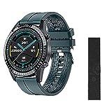 CZX Bluetooth Smart Watch Horloge Sports Horloge de Sport Tracker Fitness Tracker Surveillance de la fréquence Cardiaque SmartWatch pour iOS Android,B