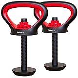 PINROYAL Adjustable Kettlebell Handle for Plates...