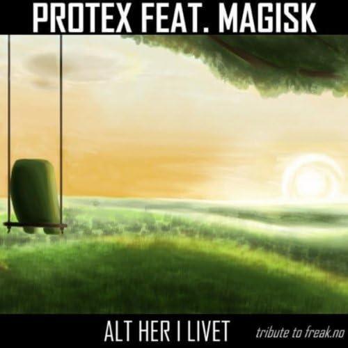 DJ Protex featuring Magisk