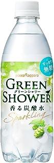 ポッカサッポロ グリーンシャワー 500mlペットボトル×24本入×(2ケース)