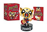 Aggretsuko Figurine and Illustrated Book: With Sound! (Rp Minis)