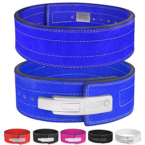 Defy lever powerlifting belt image