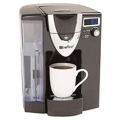 Icoffee Rss600 Opus Single Serve Brewer