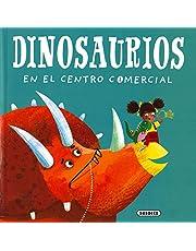 Dinosaurios En El centro comercial