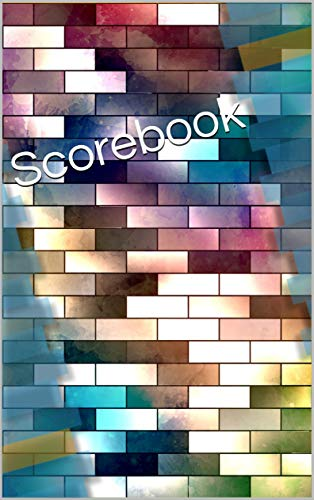 Scorebook (English Edition)