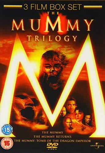 3 Film Box Set: Mummy Trilogy (Lenticular) [Edizione: Regno Unito] [Reino Unido] [DVD]