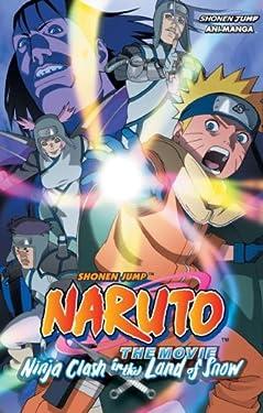 Naruto The Movie Ani-Manga, Vol. 1: Ninja Clash in the Land of Snow (1)