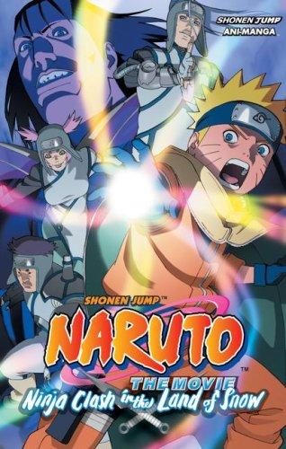 Naruto The Movie Ani-Manga, Vol. 1: Ninja Clash in the Land of Snow