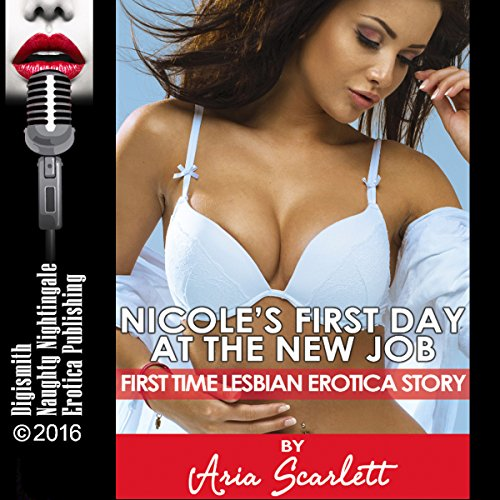 Nicole's First Day at the New Job audiobook cover art