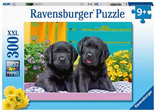Ravensburger Puzzle, Vida de perritos, Puzzle 300 Piezas XXL, Puzzles para Niños, Edad Recomendada 9+, Rompecabeza de Calidad